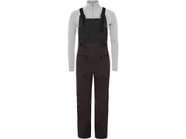 The North Face A-CAD FUTURELIGHT Spodnie na szelkach Mężczyźni, weathered black